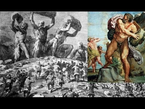 Mysterious Civilizations of Giants