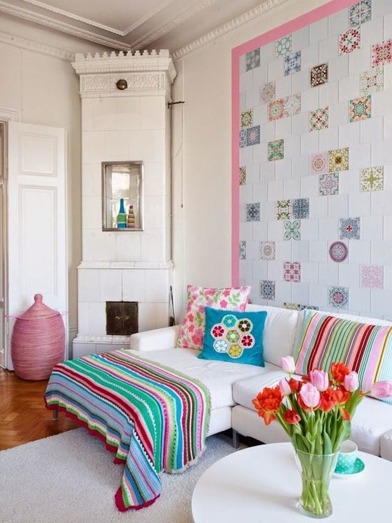 Decorar tu casa con crochet - Decorar Mi Casa - Blog de Decoración