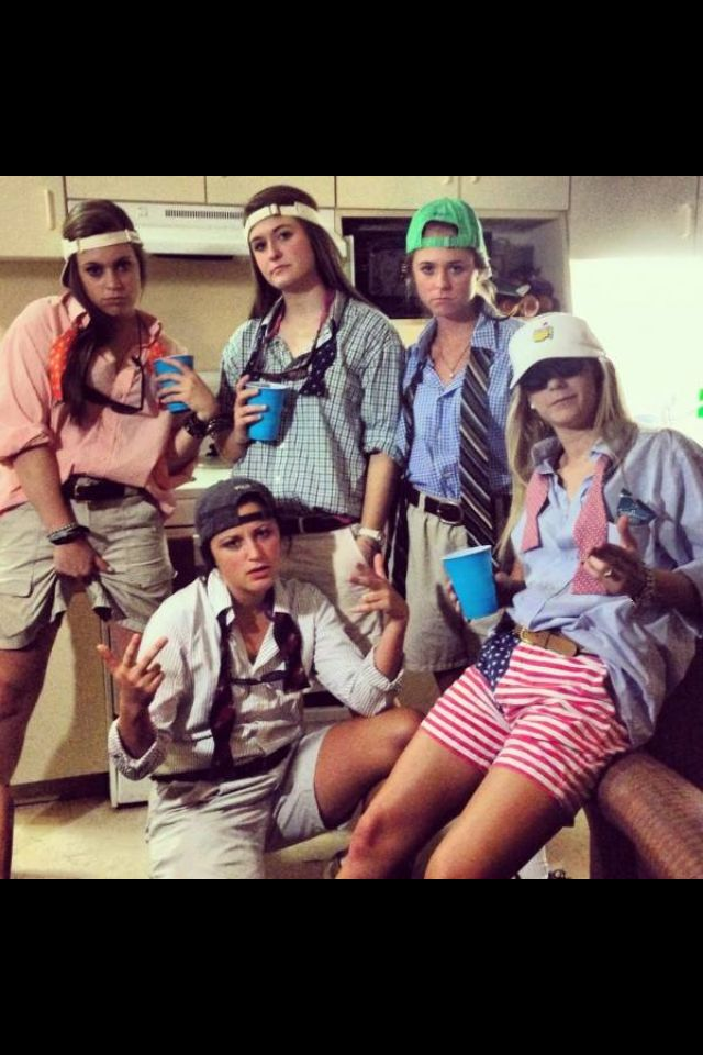 How do you dress like a boy for Halloween?