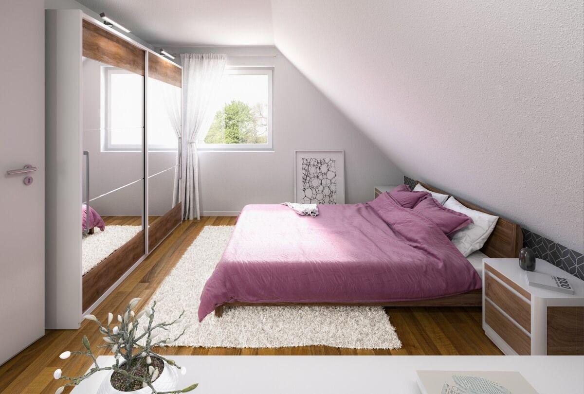 Schlafzimmer Mit Dachschr臠e Gestalten