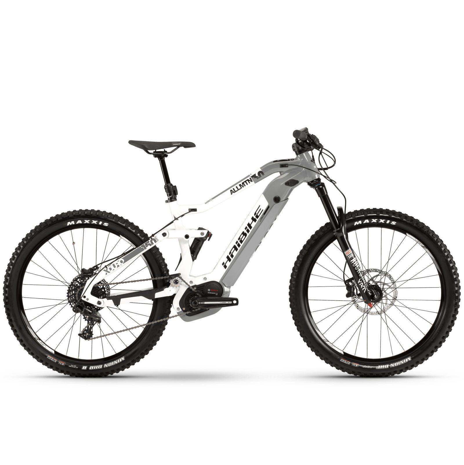 2019 Haibike Xd All Mountain 3 Mountain Bikes Erik S Electric Mountain Bike Electric Bicycle Mountain Biking
