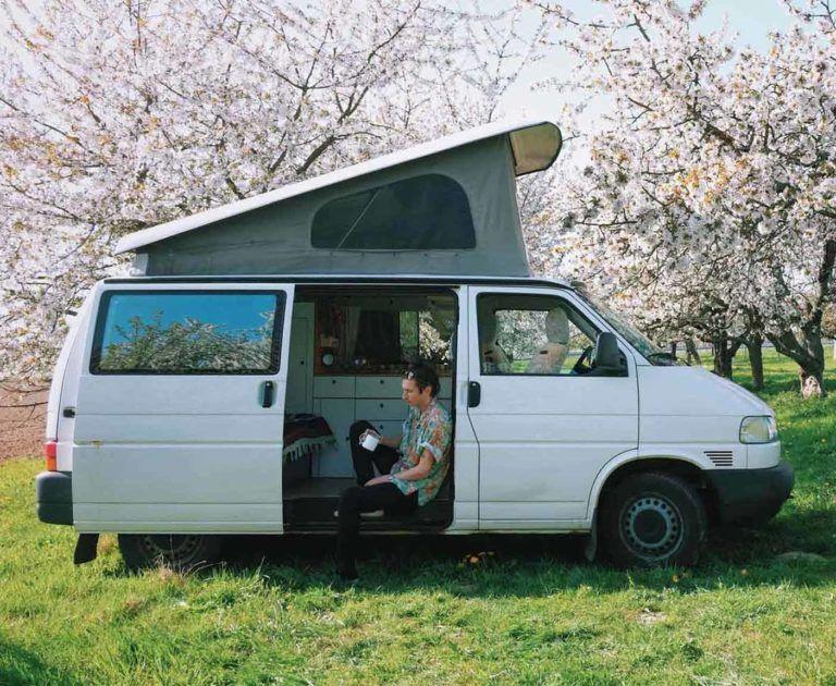 vw t4 camper ausbau der erfahrungsbericht von pinepins. Black Bedroom Furniture Sets. Home Design Ideas