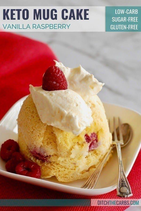 The Low Carb Diabetic: Vanilla and Raspberry Sponge Keto Mug Cake : Low Carb : Sugar Free : Gluten Free #proteinbars,ketobars,nobakebars,veganbars,lowcarbbars,lowsugarbars,lowcaloriebars #proteinmugcakes The Low Carb Diabetic: Vanilla and Raspberry Sponge Keto Mug Cake : Low Carb : Sugar Free : Gluten Free #proteinbars,ketobars,nobakebars,veganbars,lowcarbbars,lowsugarbars,lowcaloriebars #proteinmugcakes