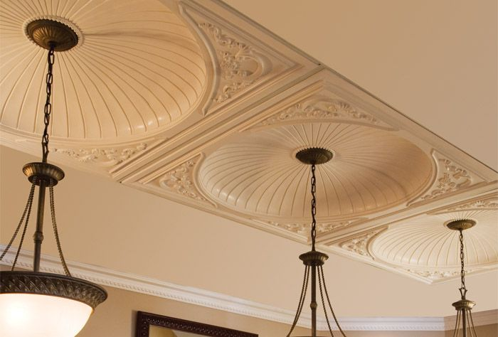 Ceiling Domes Other Special Touches