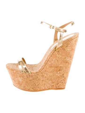 138cd352024 Dsquared² Wedge Sandals
