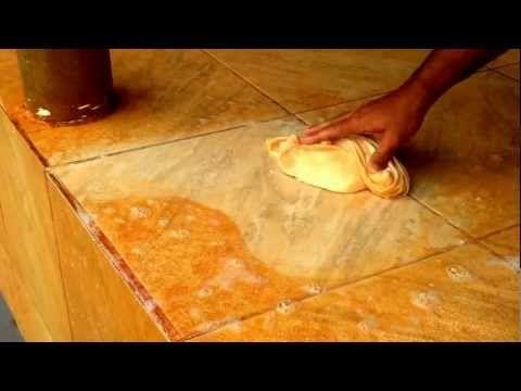 Como limpar piso encardido |