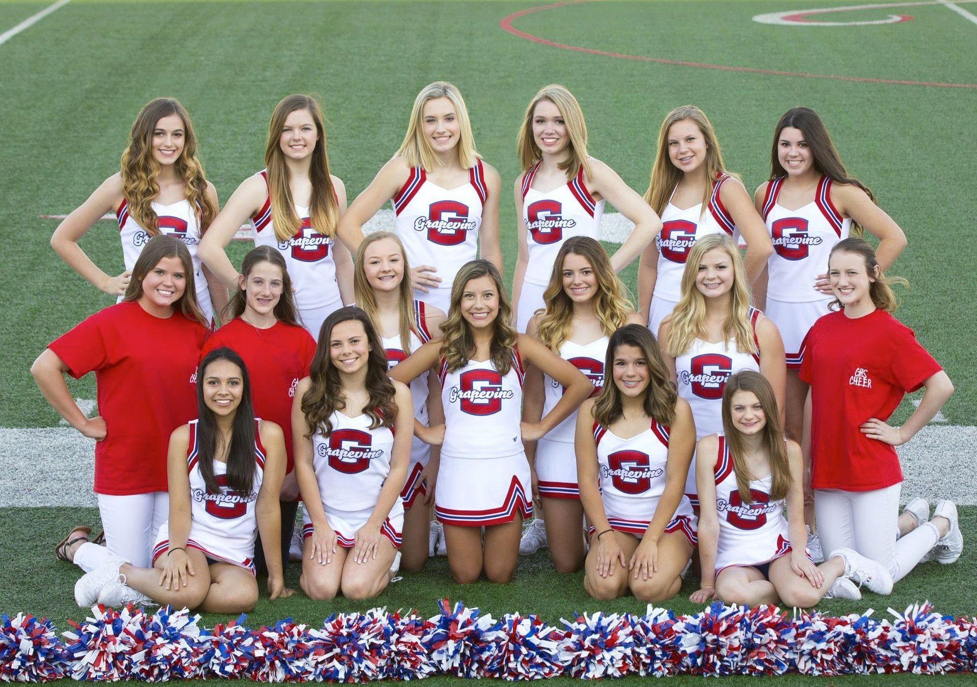 Grapevine High School Junior Cheerleaders (2017-2018)