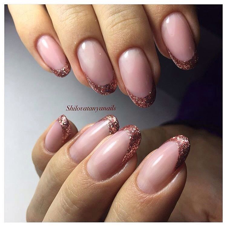 Nail Art #3252 - Best Nail Art Designs Gallery   Office nails, Oval ...