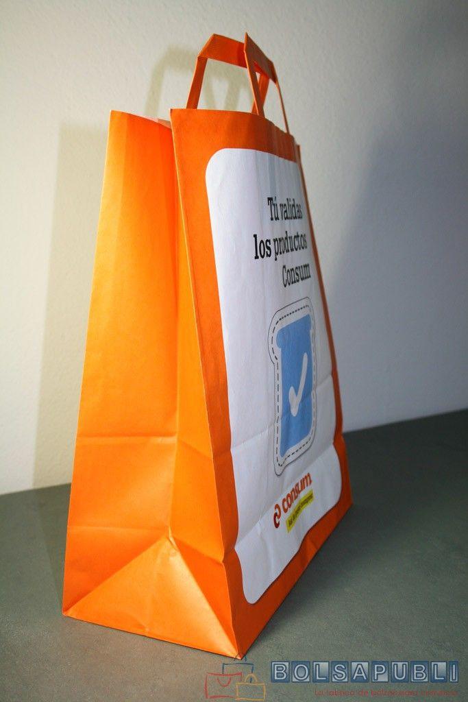 3e3db0aae Bolsas de Papel   Bolsas de papel   Bolsas de papel impresas, Sobres ...