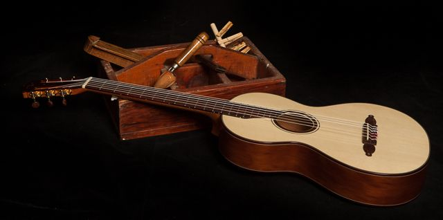 Lutherie: The Art of Building Classical Guitars - Sök på Google
