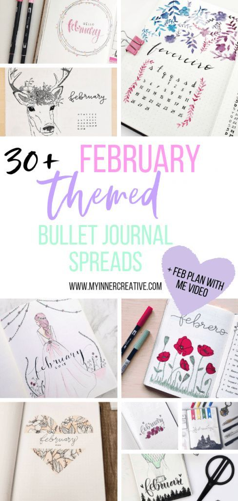February Bullet Journal Planning  Plan with me is part of Organization Printables Bullet Journal - Are you looking for an awesome Frebruary Plan with me  Or even some amazing February Bullet Journal Spreads  we have over 30+ stunning