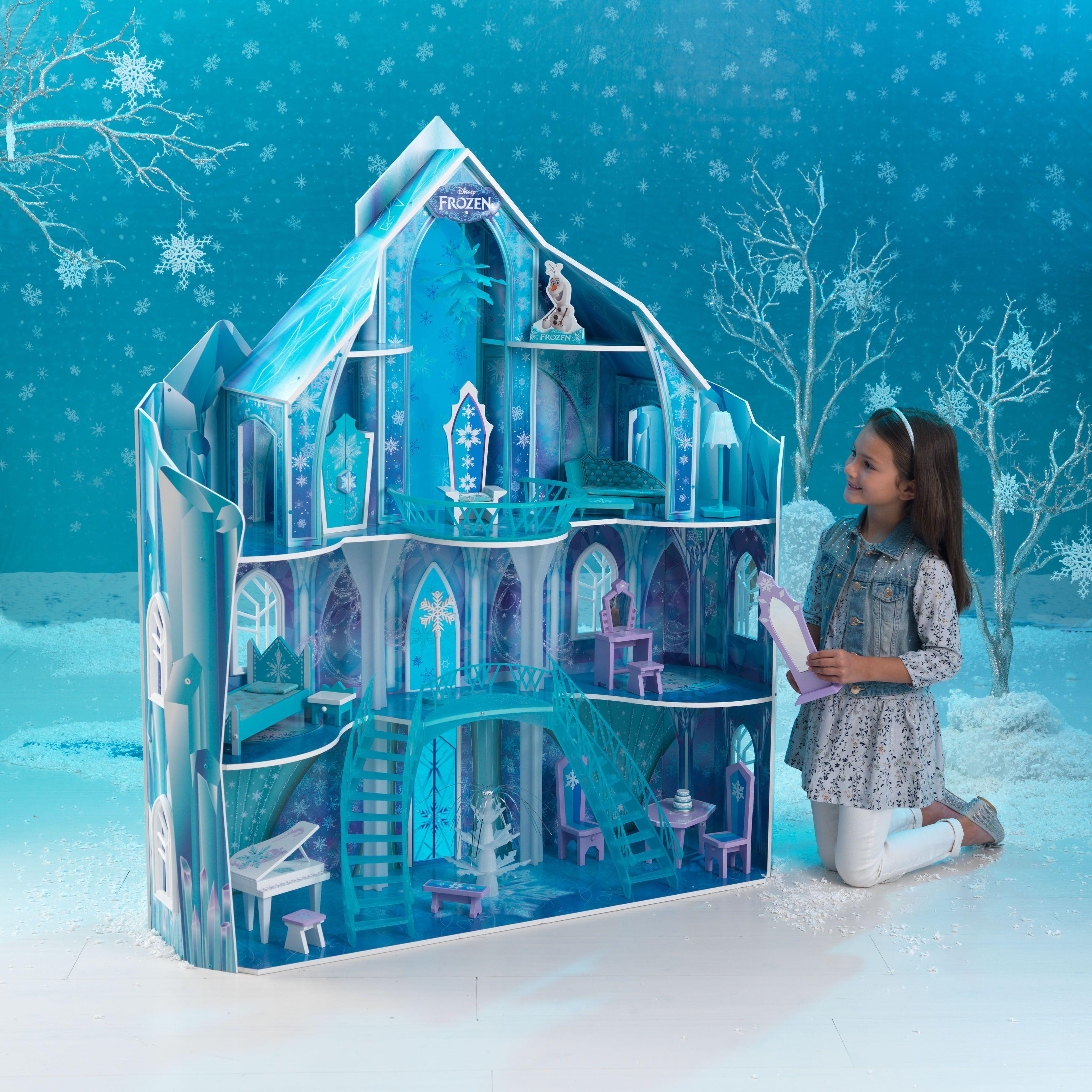 Disney® Snowflake Mansion! Available at Costco. #costco ...