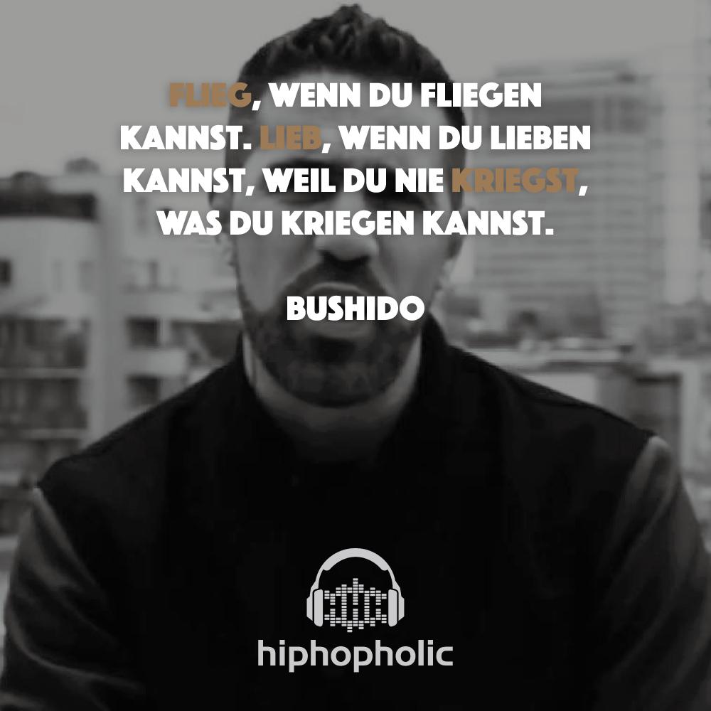 Deutschrap liebe Rap Zitate