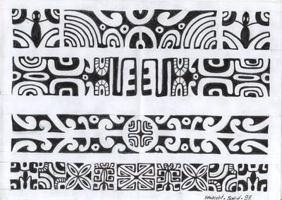 Maori Art Maori Kirituhi Tattoo Polinesia Quer Ver Mais Tatuagem