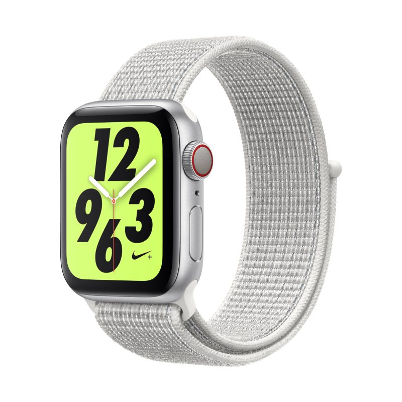 Apple Watch Nike+ Series 4 (GPS + Cellular) with Nike