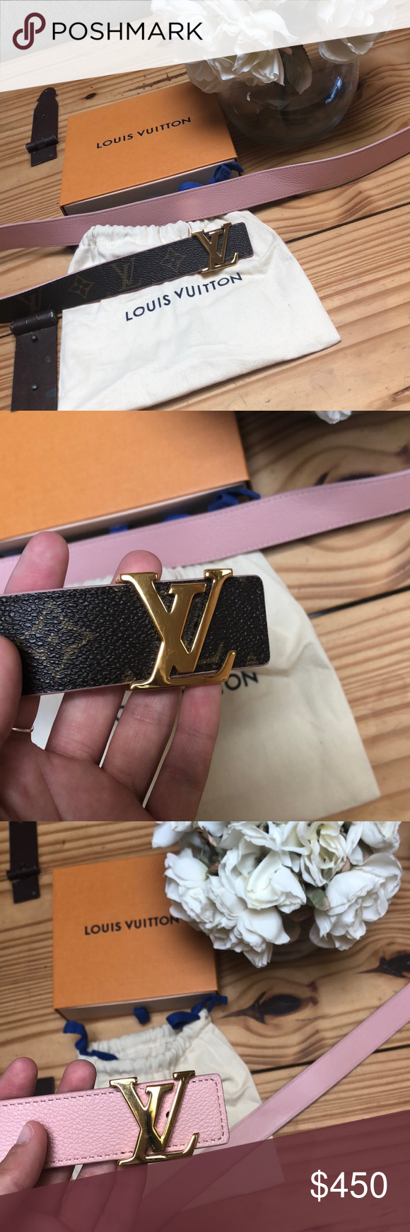 2d5f802b1c9c LV Initiales 30MM reversible I just bought this belt in May and I m only