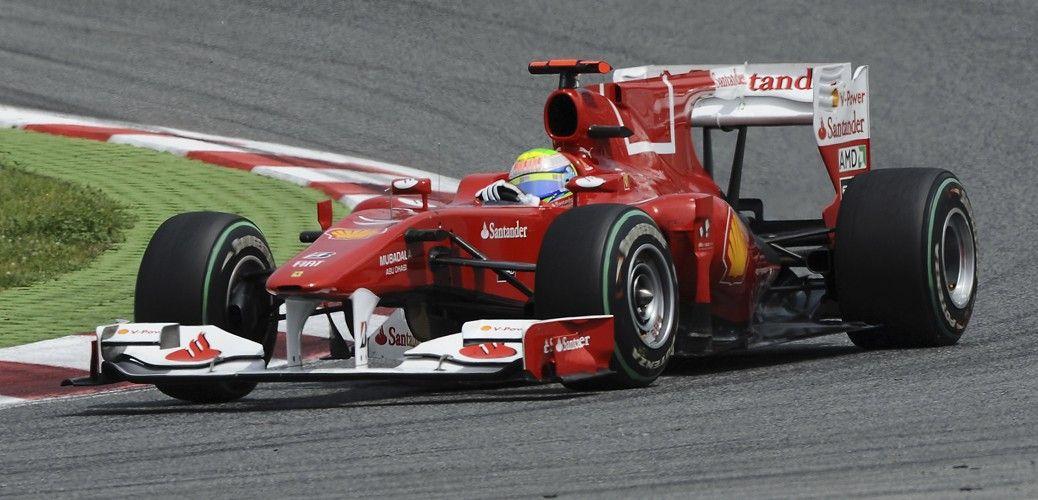 Ferrari F10, Foto: Ferrari Media   Felipe Massa   Pinterest ...