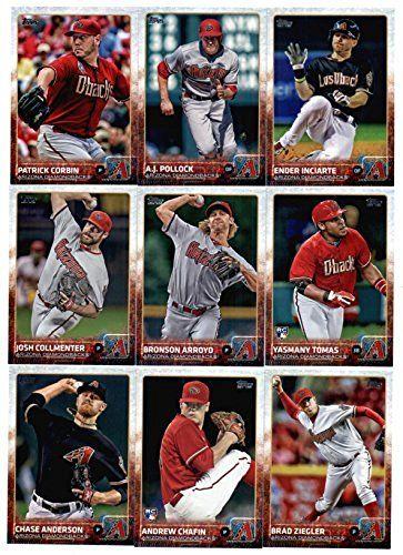Retail MLB 2015 Topps Baseball Cards Series 1 /& Series 2 Trading Card Set