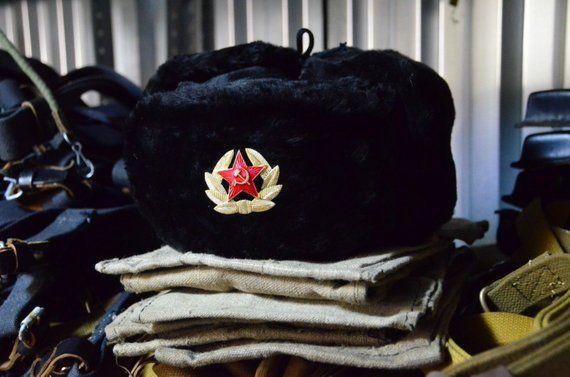 21610007caa Sale  Russian Ushanka
