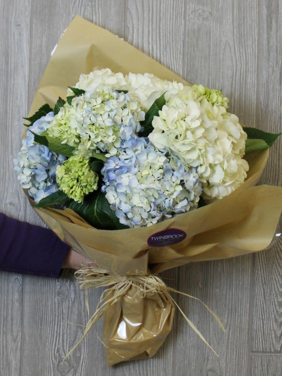 Farm Fresh Hydrangeas Farm Fresh Hydrangea Bouquet Artificial Flowers Wedding