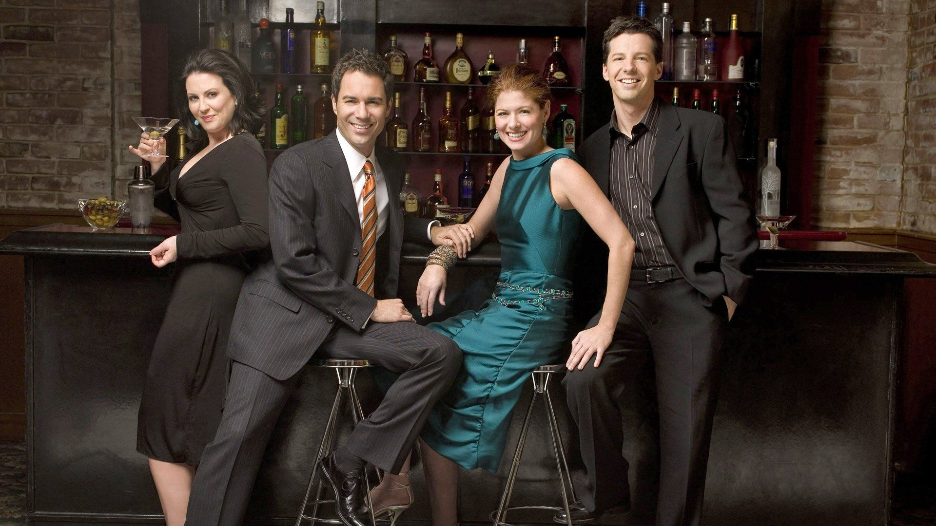 Cast of will grace will and grace nbc movies and tv