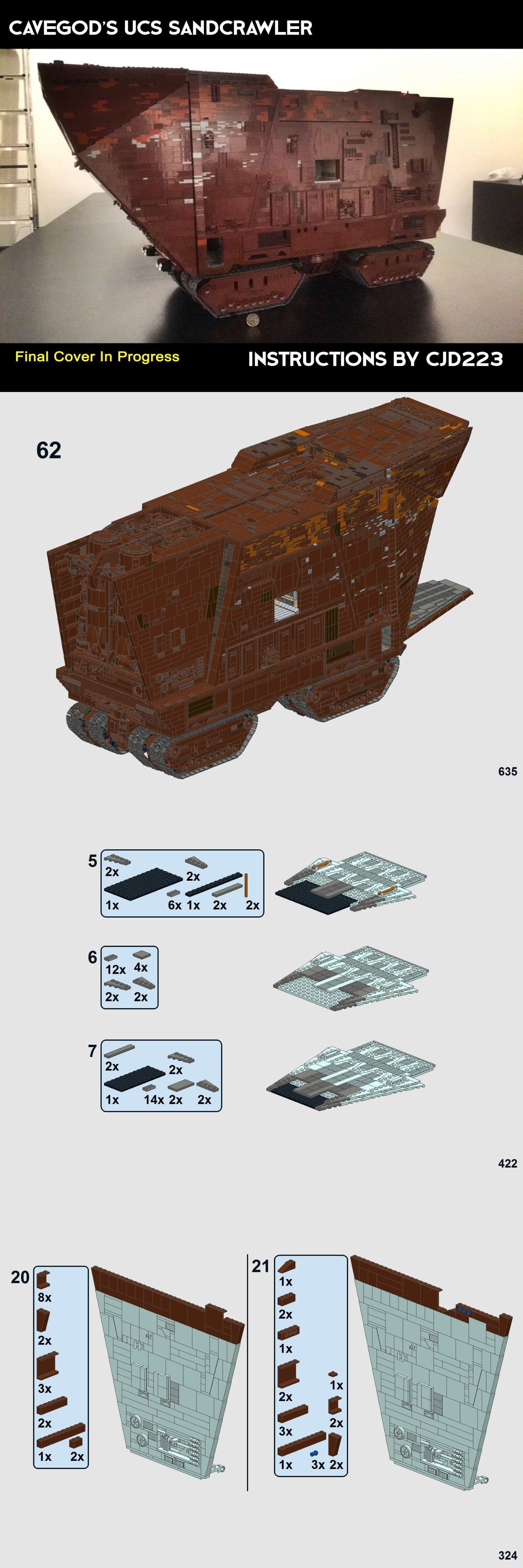 Lego--4229 2 x 2 --- Grau//OldGray Turbine,Triebwerk Düse