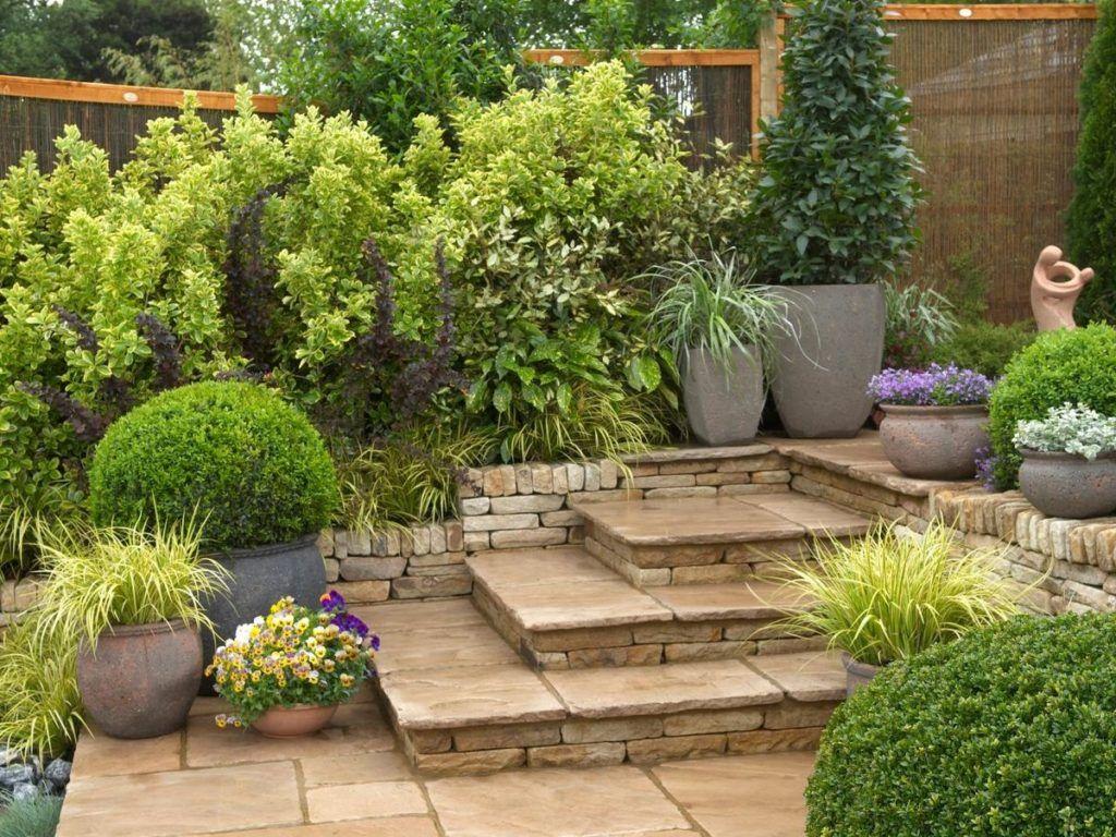 23+ SLOPED BACKYARD IDEAS ON A BUDGET | Gardendesignmy in ... on Small Sloped Backyard Ideas On A Budget id=59223