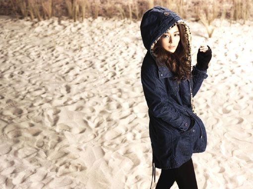 Guess Korea: unpublished photos of Jun Ji Hyun's photoshoot to commemorate college entrance exam day. (2011).  although, pretty basic shit...