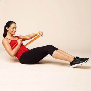 yoga for relaxation  workout resistance band exercises