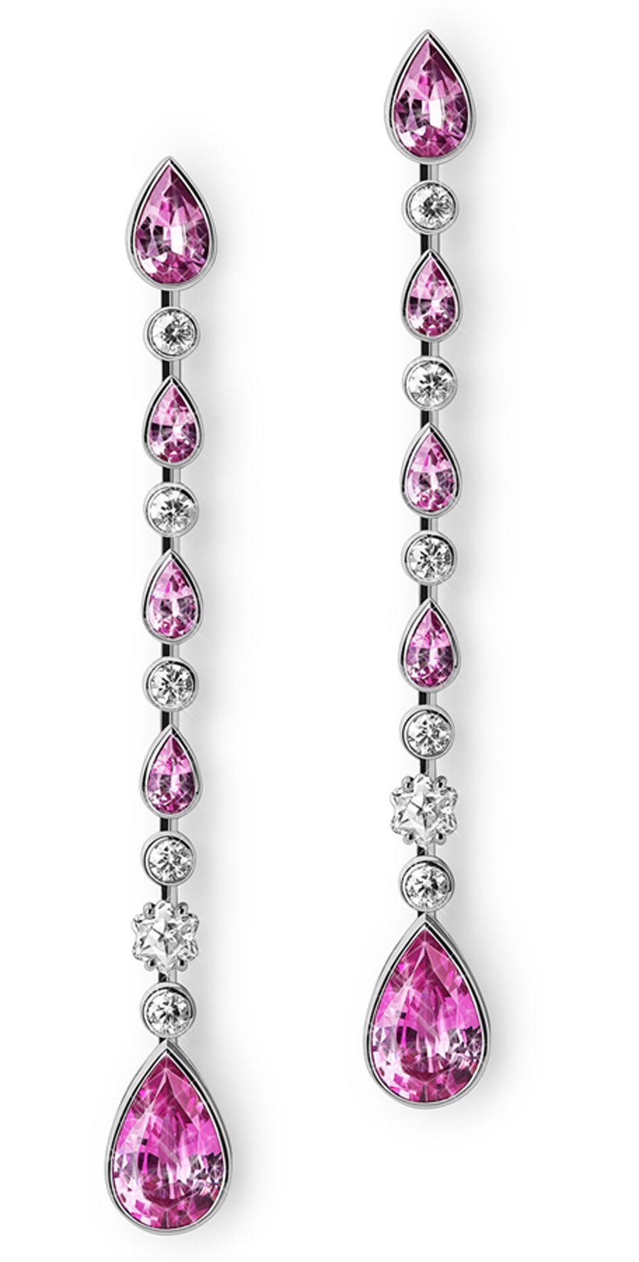 Montblanc Collection Princesse Grace de Monaco, earrings – Fine Jewellery. POA.