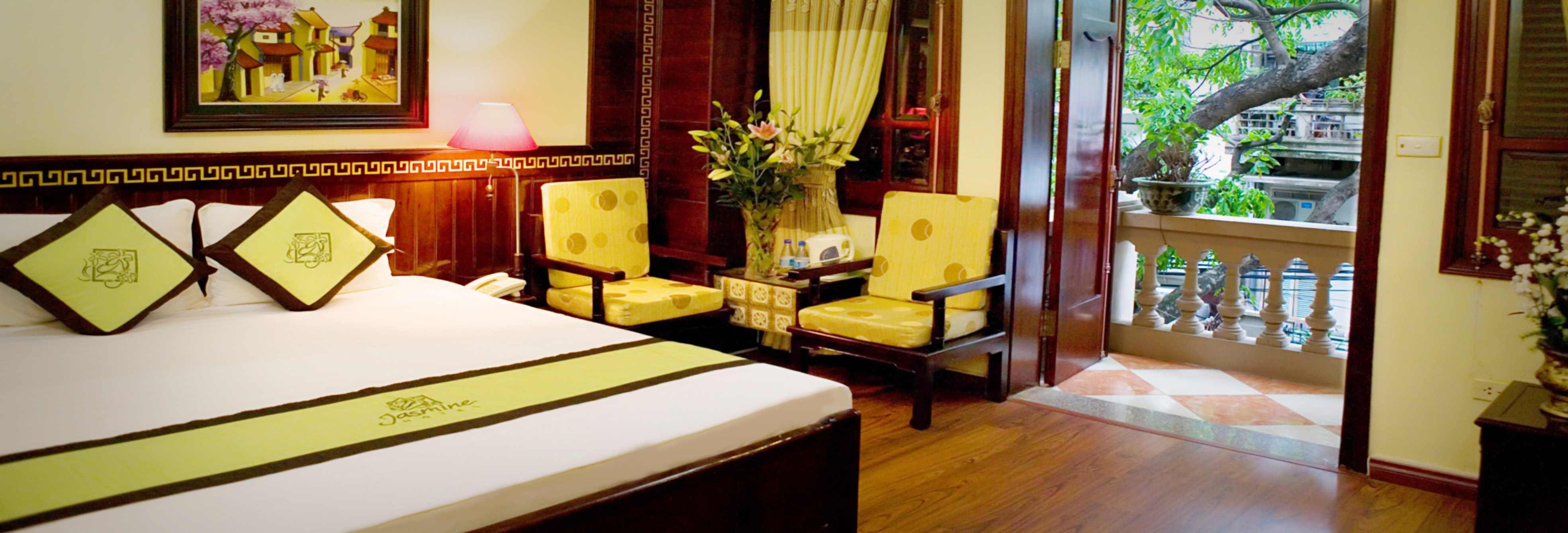 Best Hotels In Hanoi Vietnam 3 Star Old Quarter The Jasmine Hotel 30 Rooms Central