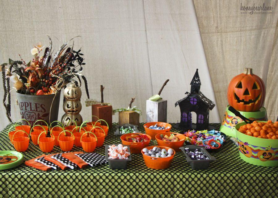Decoraci n de mesas para halloween decoraciones de mesa - Decoracion mesa halloween ...