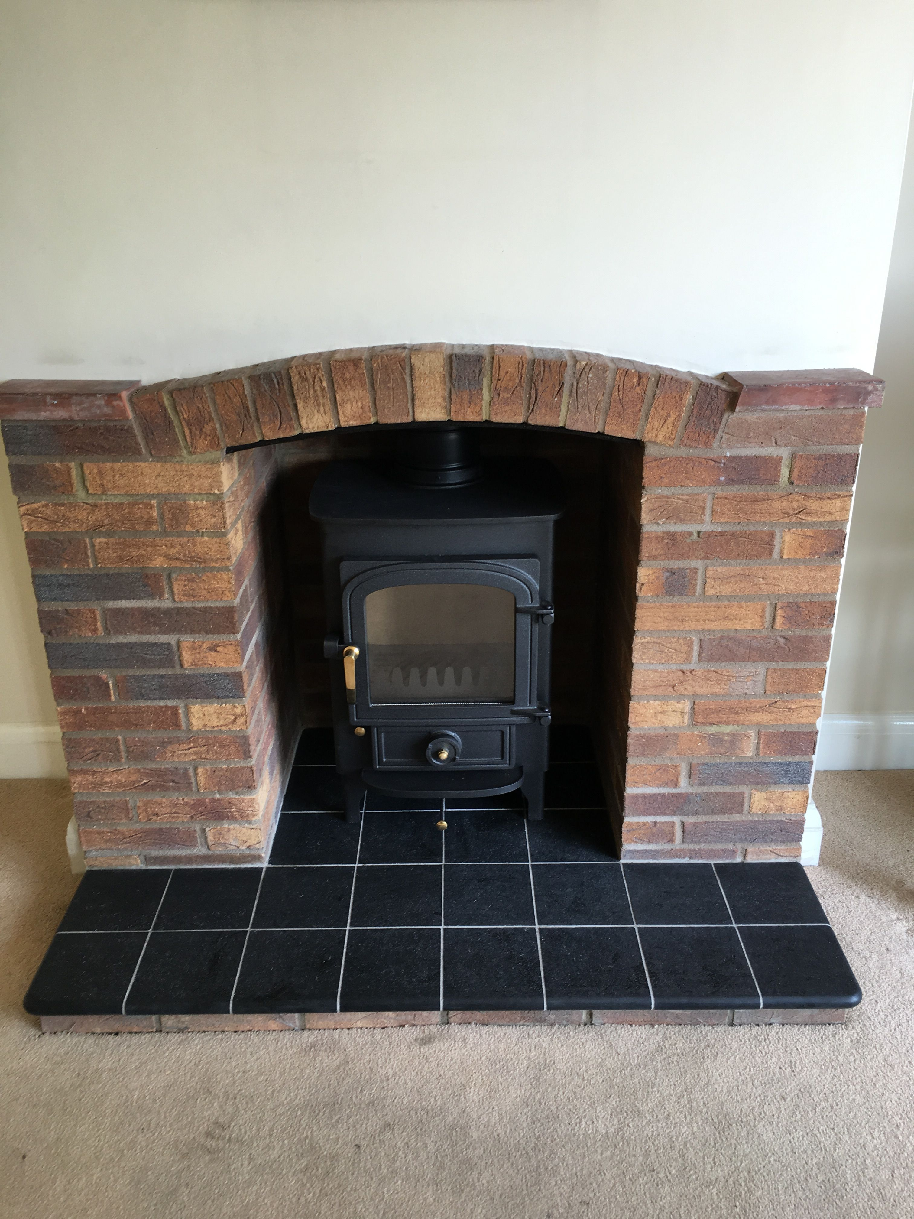 Clearview pioneer 400 5w Woodburner / multi fuel stove