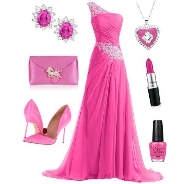 Lady night pink