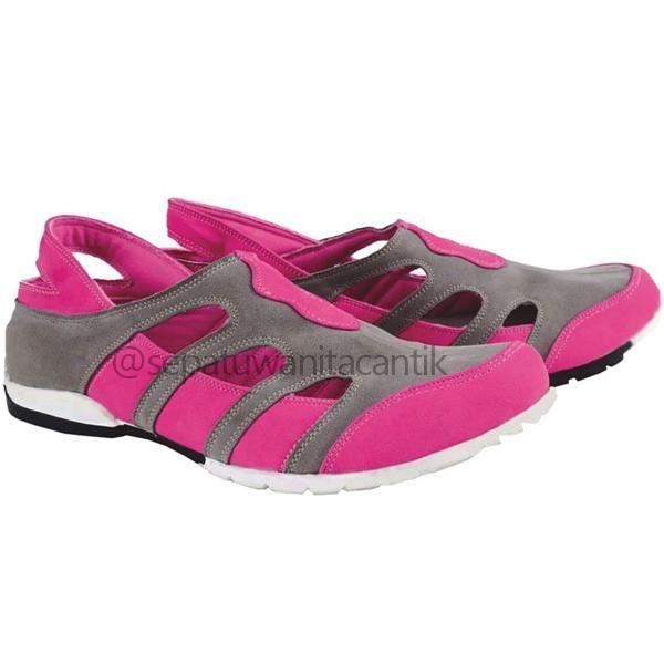 Jual Sepatu Olahraga Casual Wanita