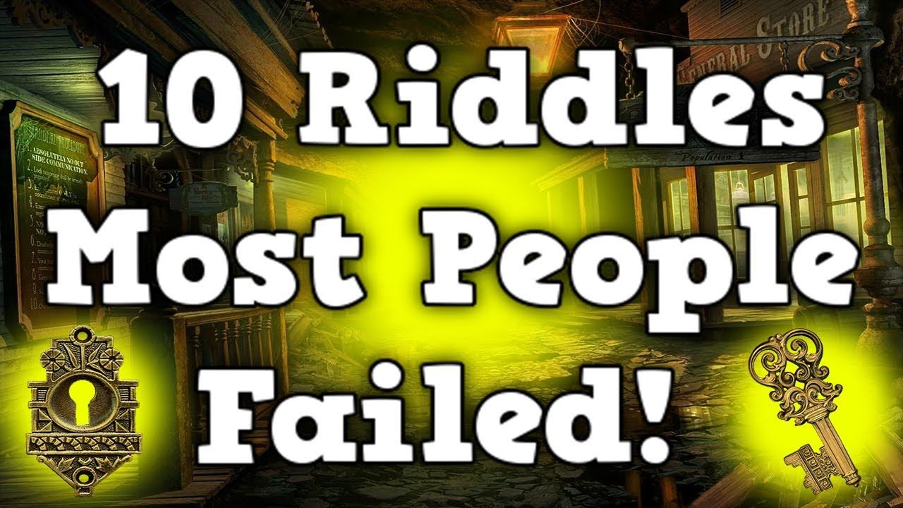riddles with answers, iq quiz, iq test, tricky, riddle