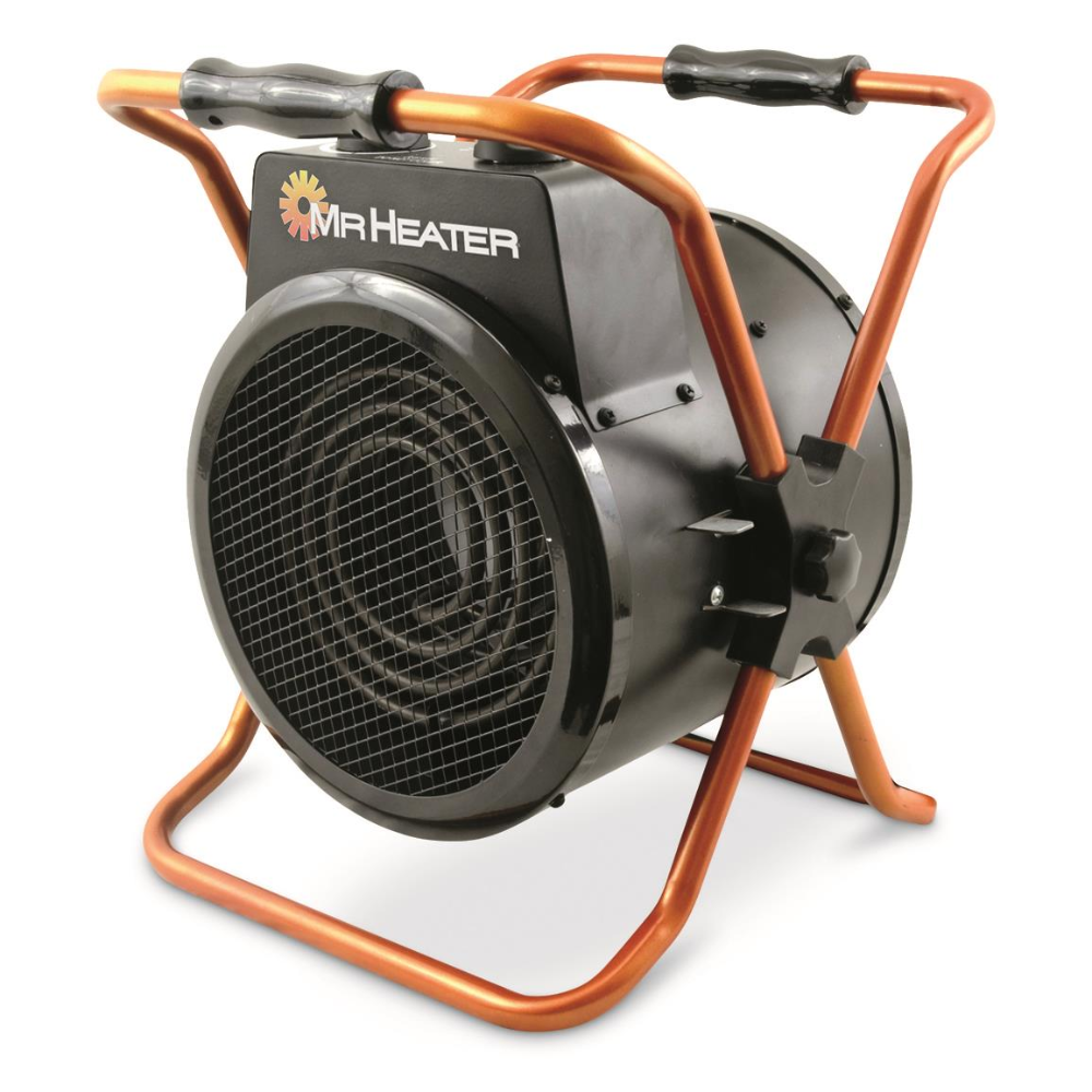 Mr. Heater Portable ForcedAir Electric Heater, 5,118BTU