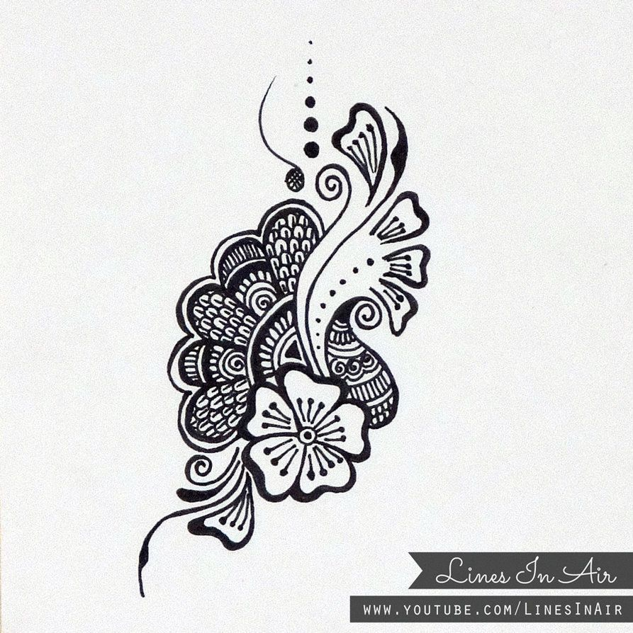 henna design doodle by linesinair on deviantart mehndi pinterest henna designs hennas. Black Bedroom Furniture Sets. Home Design Ideas