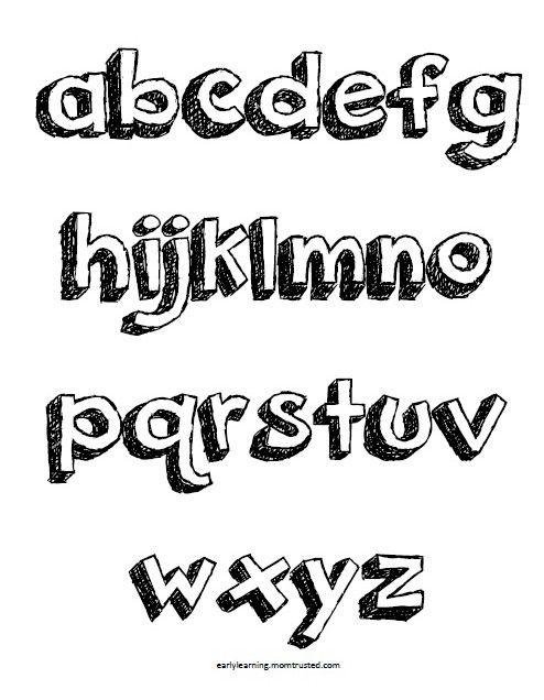 Adorable Alphabet Coloring Pages For Kids Abc Coloring Pages Alphabet Coloring Pages Lettering Alphabet