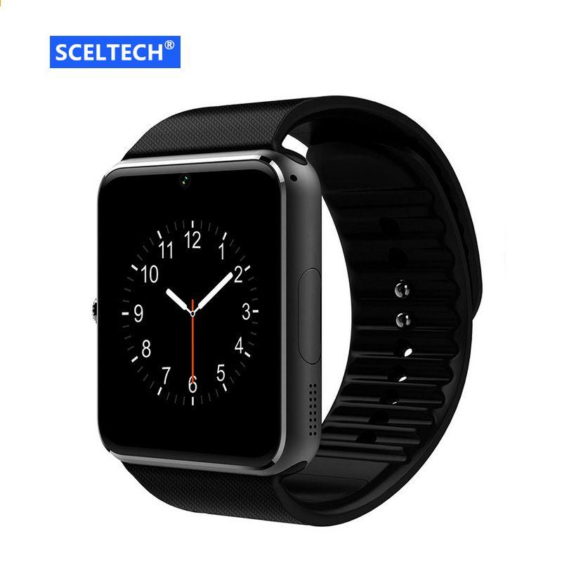 SCELTECH Sport T08 Zegarek Smart Watch z Facebookiem