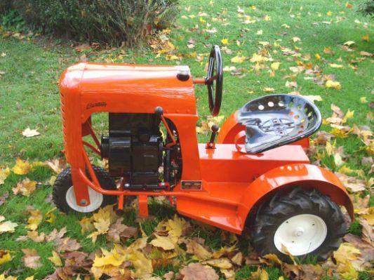 Bantam Tractors For Sale Garden Tractors Pinterest