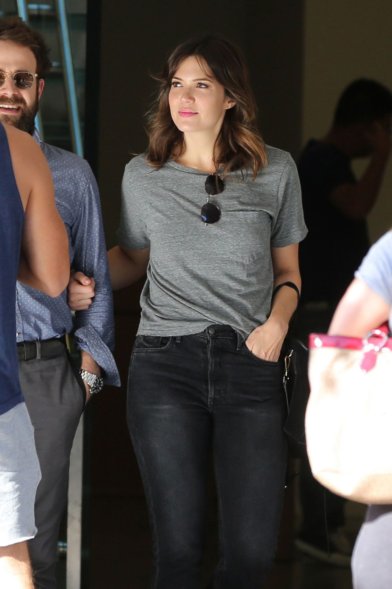 Mandy moore leaving the grove in los angeles oct celebstills m