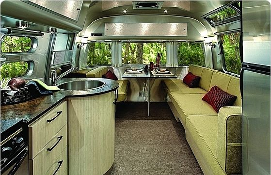 Airstream aint no pringles can. This is what my husband and I need when the kids…