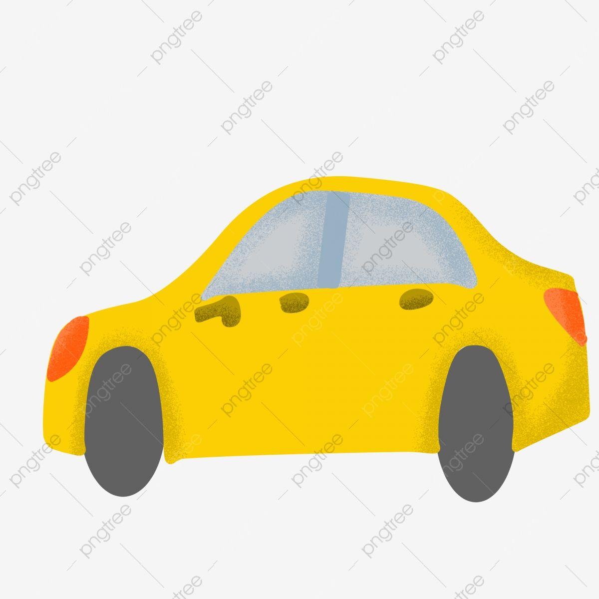 Gambar Tangan Digambar Mobil Kartun Mobil Sedan Kuning Ilustrasi Mobil Kuning Ban Hitam Gelas Biru Angkutan Png Transparan Clipart Dan File Psd Untuk Unduh G Di 2021 Sedan Mobil Mainan Kartun