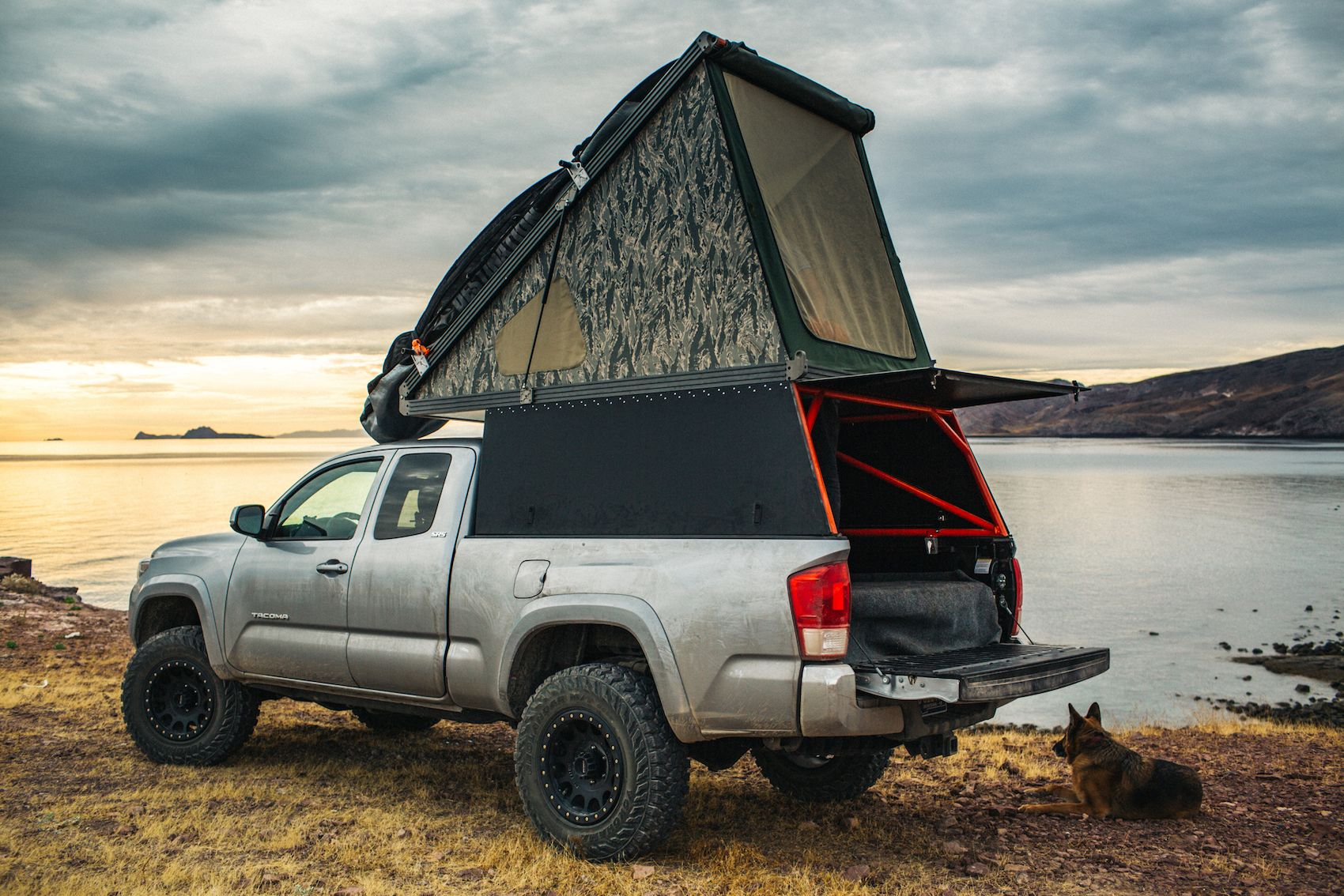 The Toyota Tacoma Has Adapted Well To The Overland