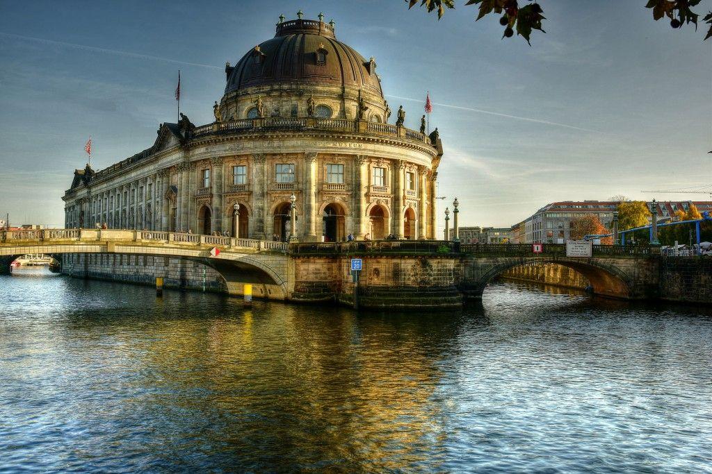 Bodemuseum Museuminsel Museum Island World Heritage Sites Unesco World Heritage Site