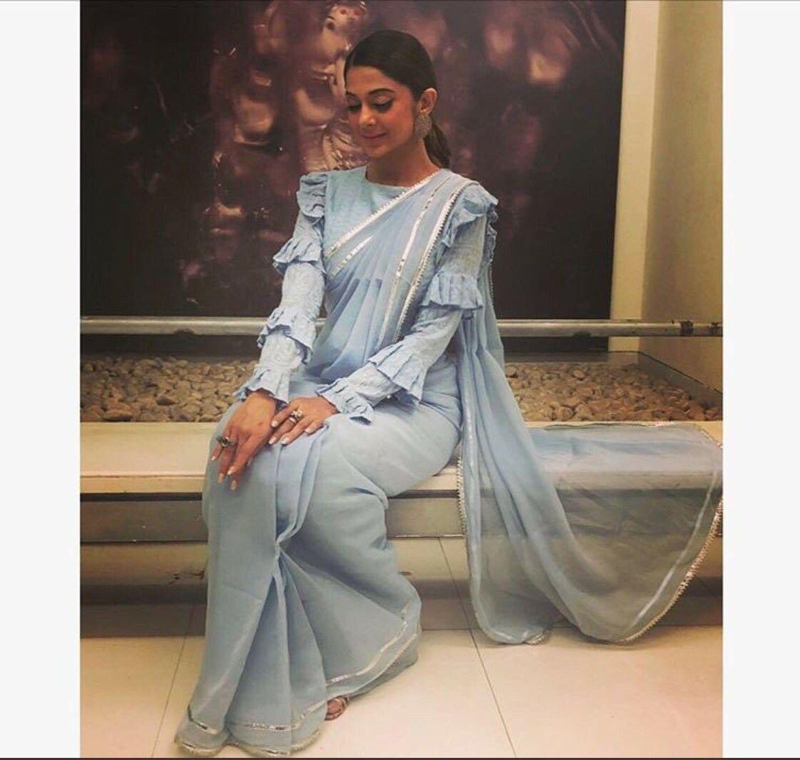 Jennifer winget | Designer dresses indian, Blouse designs ...
