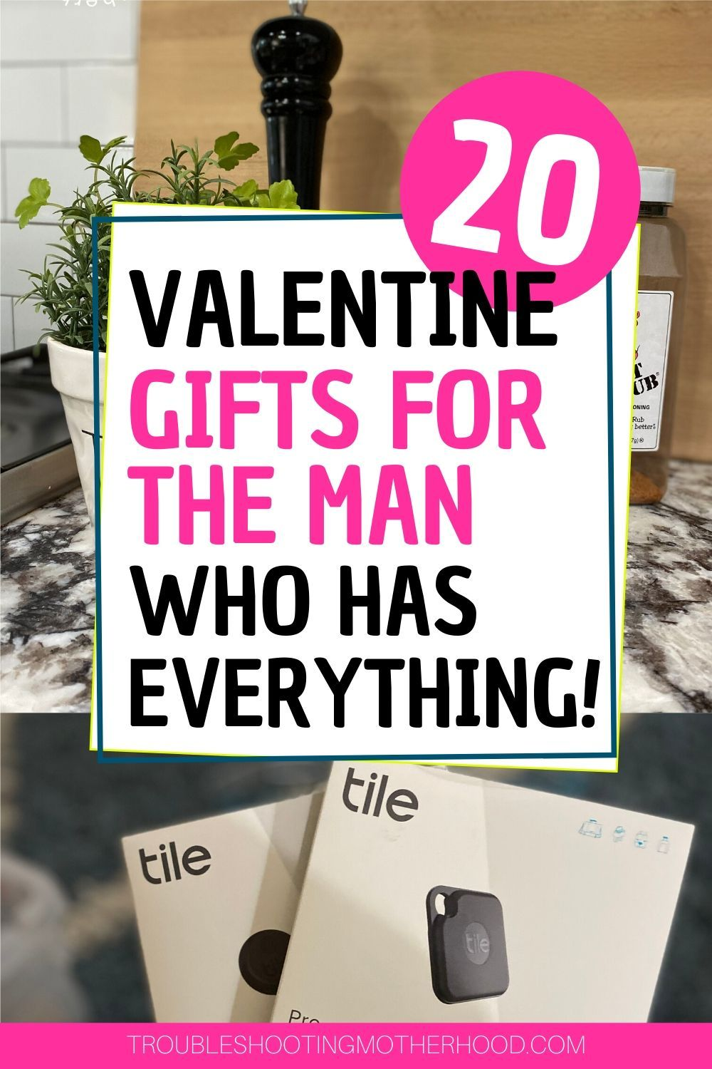 The Best Valentine's Gifts for the Man Who Has Everything