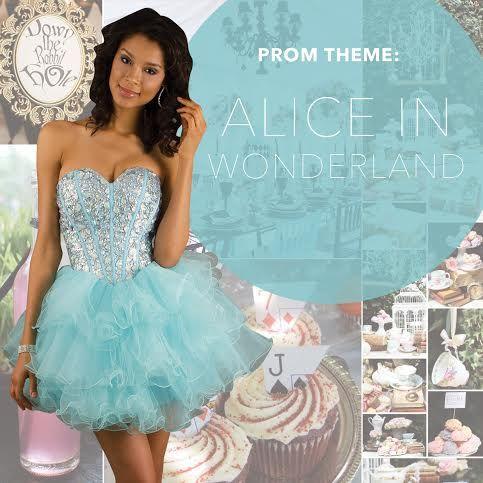 #prom #aliceinwonderland