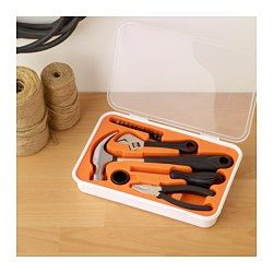 FIXA 17-piece tool kit | Tool kit and Apartments